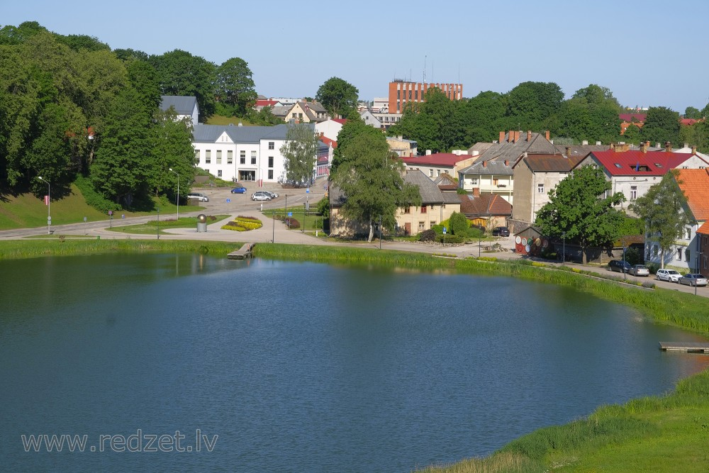 View of Talsi