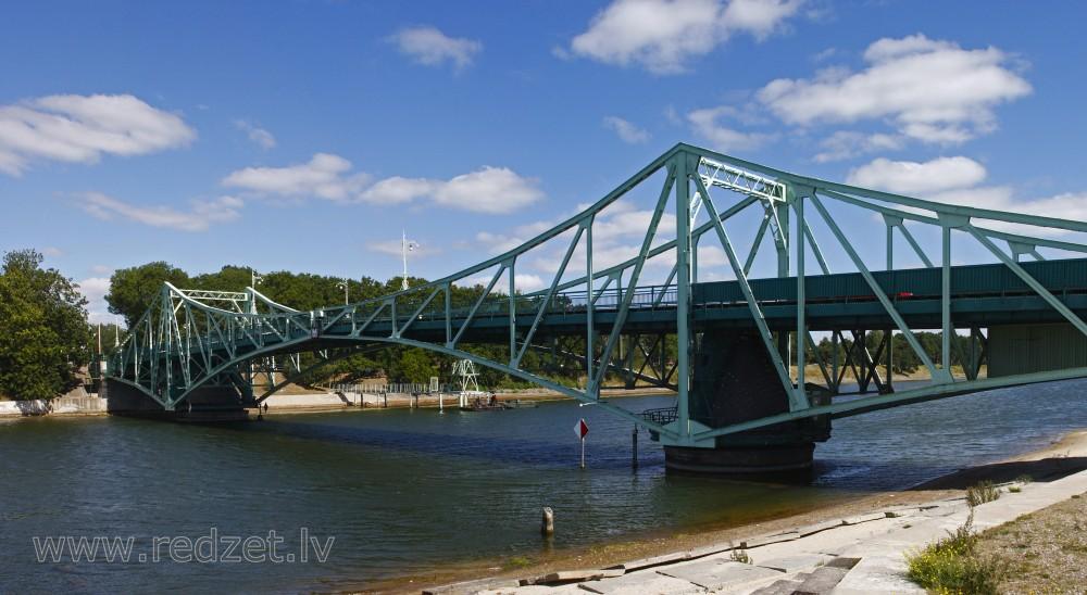 Oskara Kalpaka tilts (Liepāja) - Liepājas karosta - redzet lv