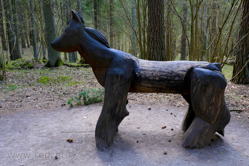 Fairytale Forest Horse