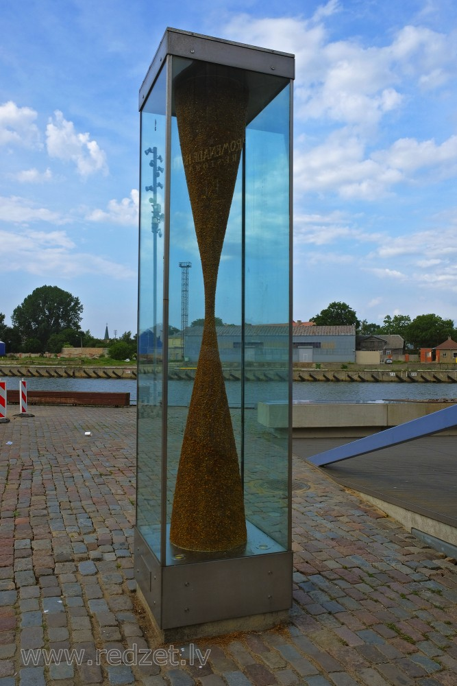Amber Clock, Liepāja, Latvia - Liepāja City, Latvia - redzet.lv