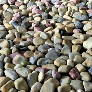 Stones of Different Colors