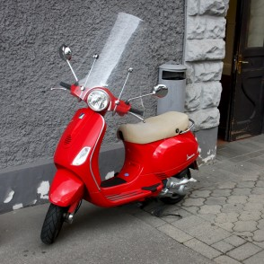 motorolleris (scooter)
