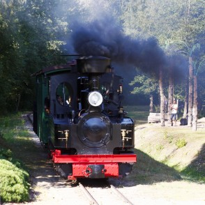 Narrow Gauge railway in Ventspils