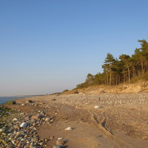 Baltic Sea Coastline, Latvia