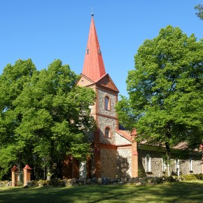 Rinda Evangelic Lutheran Church, Latvia